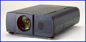 AVC Audio Visual Rentals - Houston, TX - LCD and slide